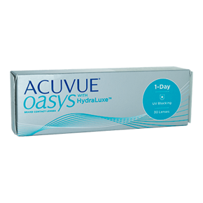 1Day Acuvue Oasys with Hydraluxe