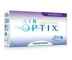 Air Optix Aqua Multifocal 6pcs.