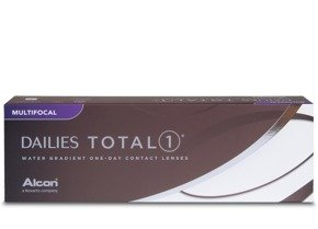 Dailies Total 1 Multi-Focal 30pcs