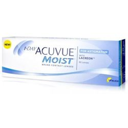 1 Day Acuvue Moist for Astigmatism 30pcs.