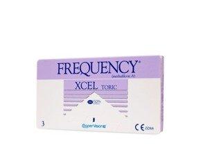 Frequency Xcel Toric 3pcs.