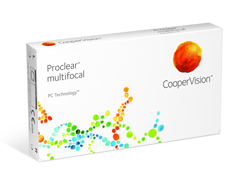 Proclear Multifocal 3pcs.