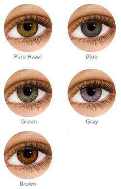 Farbverstärkende Linsen Air Optix Colors (PWR 0,00) 2 Stck