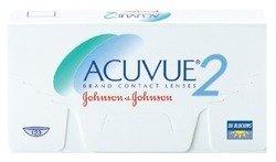 Kontaktlinsen Acuvue 2 6 Stck.