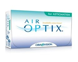 Kontaktlinsen Air Optix for Astigmatism 3 Stck.
