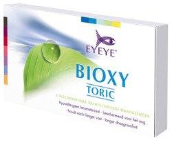 Kontaktlinsen Eyeye Bioxy Toric 6 Stck.
