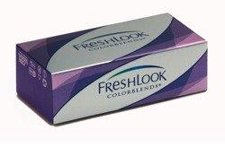 Kontaktlinsen FreshLook ColorBlends (PWR 0,00) 2 Stck.