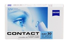 Kontaktlinsen Zeiss Contact Day 30 Air 6 Stck.