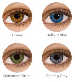 Soczewki Air Optix Colors zmieniające 2szt.