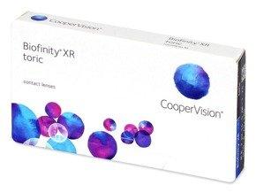 Soczewki Biofinity Toric XR 3szt.