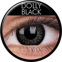 Soczewki Kolorowe ColourVue Big Eyes (moc 0,00) 2szt.