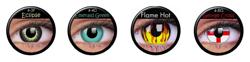 Soczewki Kolorowe ColourVue Crazy Lens 2szt.
