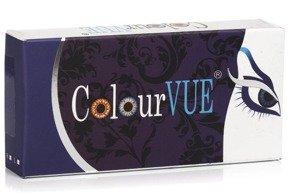 Soczewki Kolorowe ColourVue Elegance (moc 0,00) 2szt.